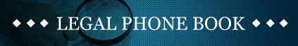 Legal Phone Book